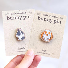 Load image into Gallery viewer, Bunny pin