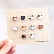 Load image into Gallery viewer, Mini guinea pig pins