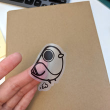 Load image into Gallery viewer, Funny pigeon stickers