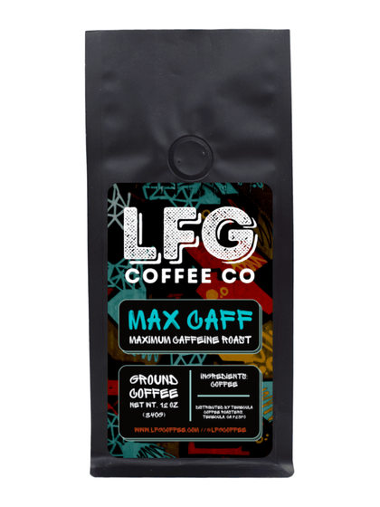Max Caff | Maximum Caffeine Roast