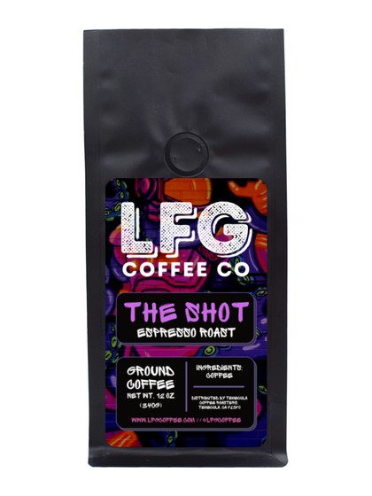The Shot | Espresso Roast