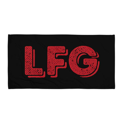 The LFG Gym Towel