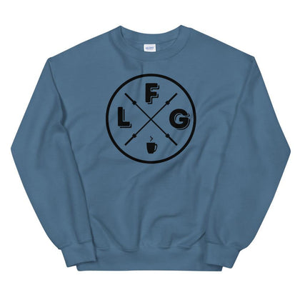 The LFG Crest Pull Over