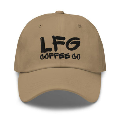 The LFG Coffee Co Dad Hat