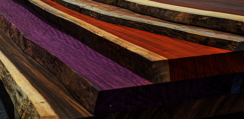 PEWTER Preferred Partners | Exotic Woods