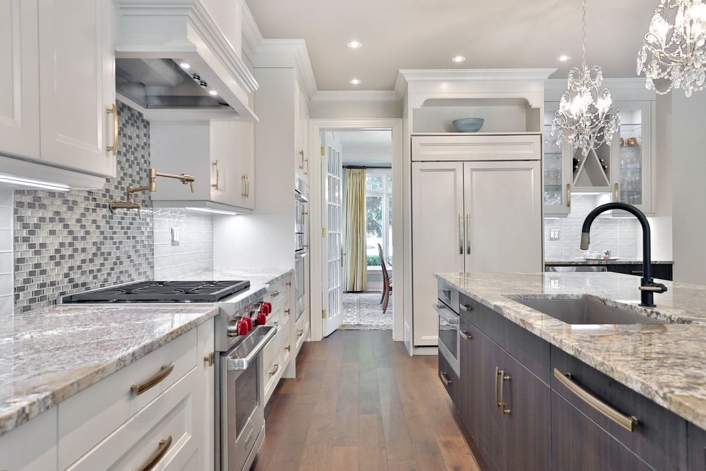 PEWTER.build | Kitchen Remodel | South Mississauga