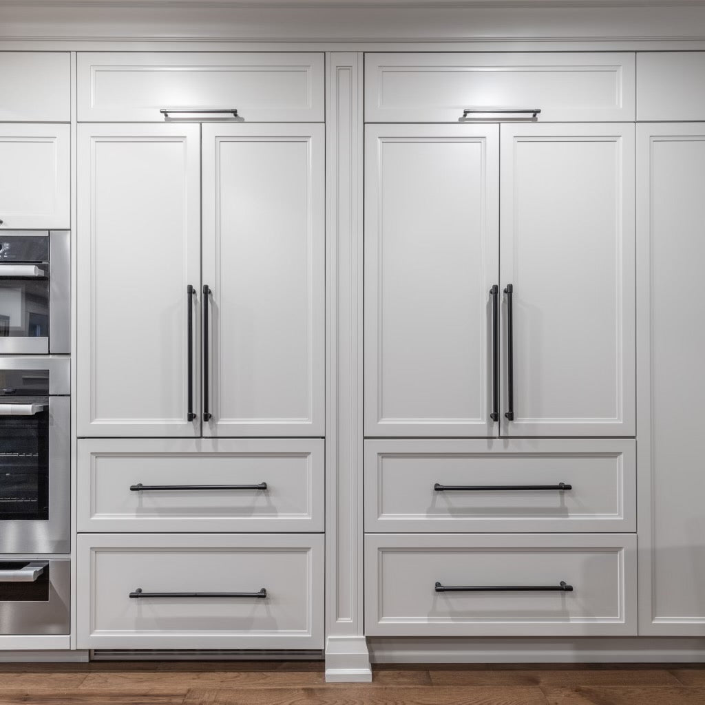 PEWTER | Wood Place Project | Irpinia Kitchens