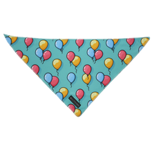 Load image into Gallery viewer, Bandana - Birthday Balloons