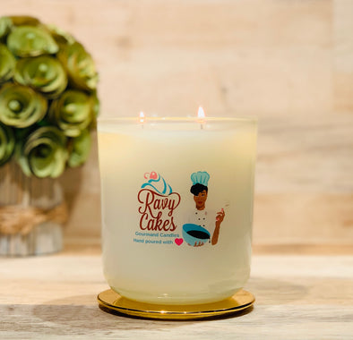 Ravy Cakes Gourmand Candles