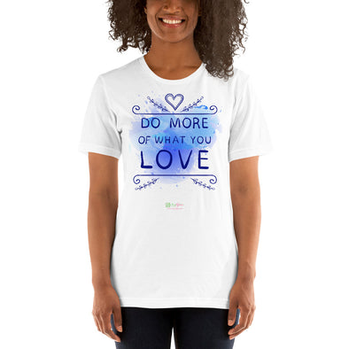 T-Shirt Do More Unisex