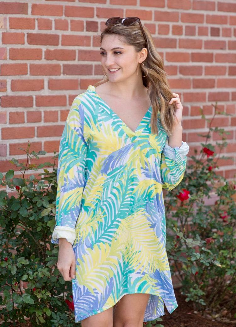 Haven Palms Tunic