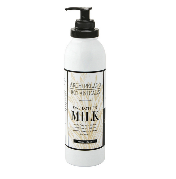 Oat Milk Lotion Pump