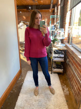 Load image into Gallery viewer, Sangria Sweater