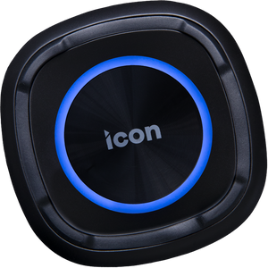 Icon Twist speaker top view