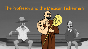 The Mexican fisherman and the banker | Inspirational tale