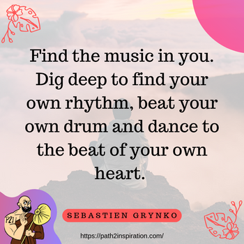 Find the music in you