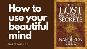 How to use your beautiful mind