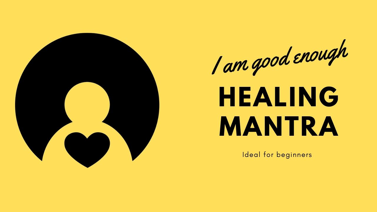 I am good enough! A healing Meditation on feeling worthy ☯️ Ideal for Beginners!