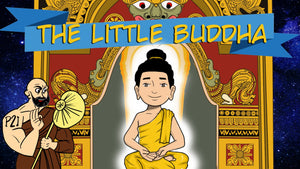 The Little Buddha by Path2inspiration
