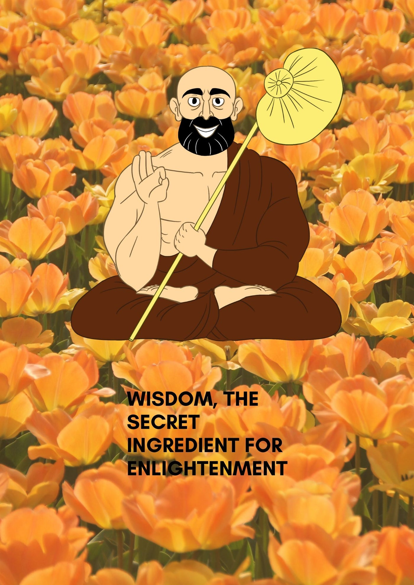 Wisdom, the secret ingredient for enlightenment