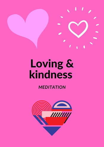 More Loving & Kindness for this year 2020. Guided intro to loving & kindness prayer/meditation