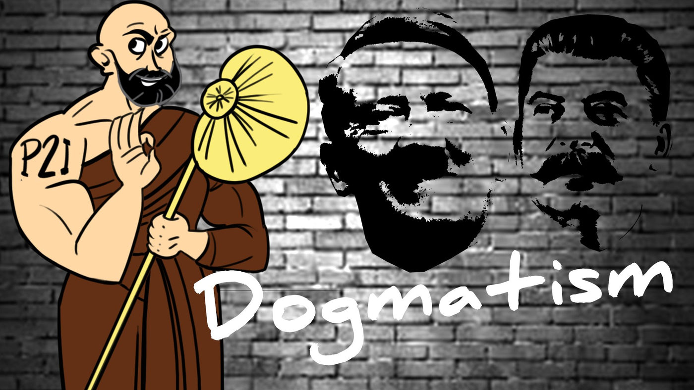 Dogmatism is bad for you