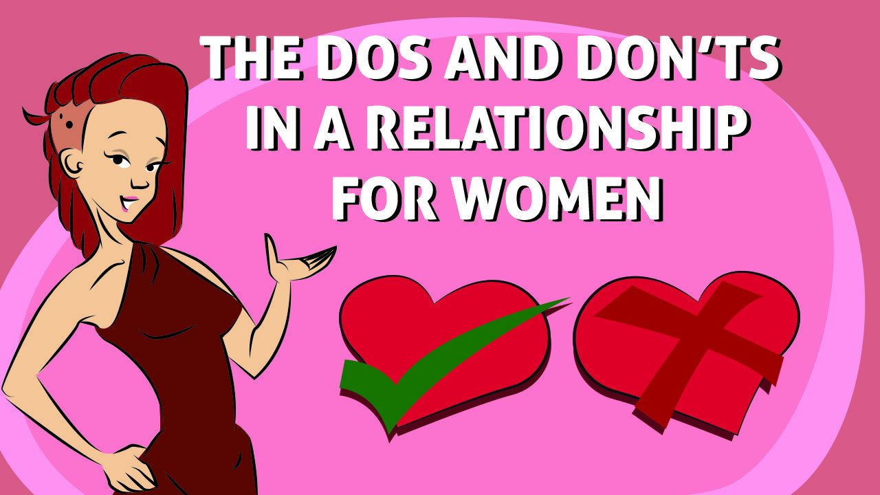 Dos and don'ts in a relationship