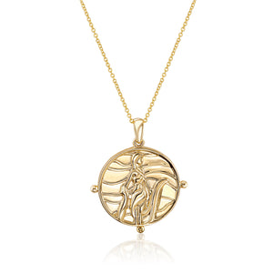Astghik Love Goddess Necklace