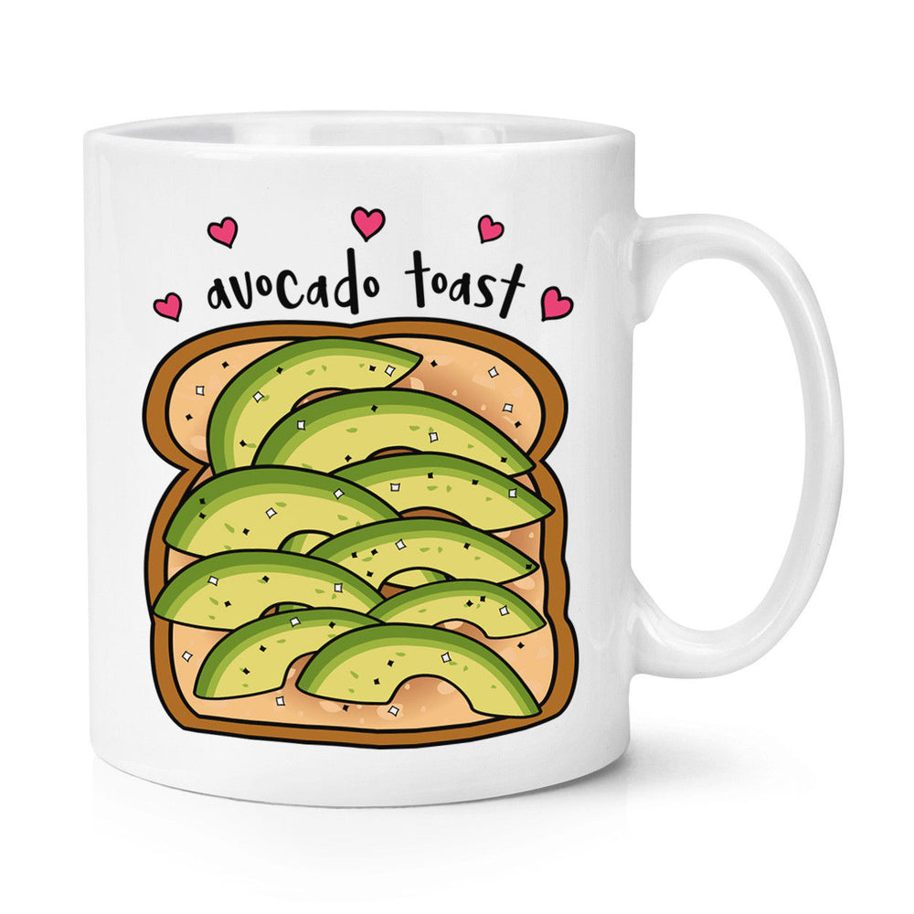 Avocado Toast - Funny Avocado Mug