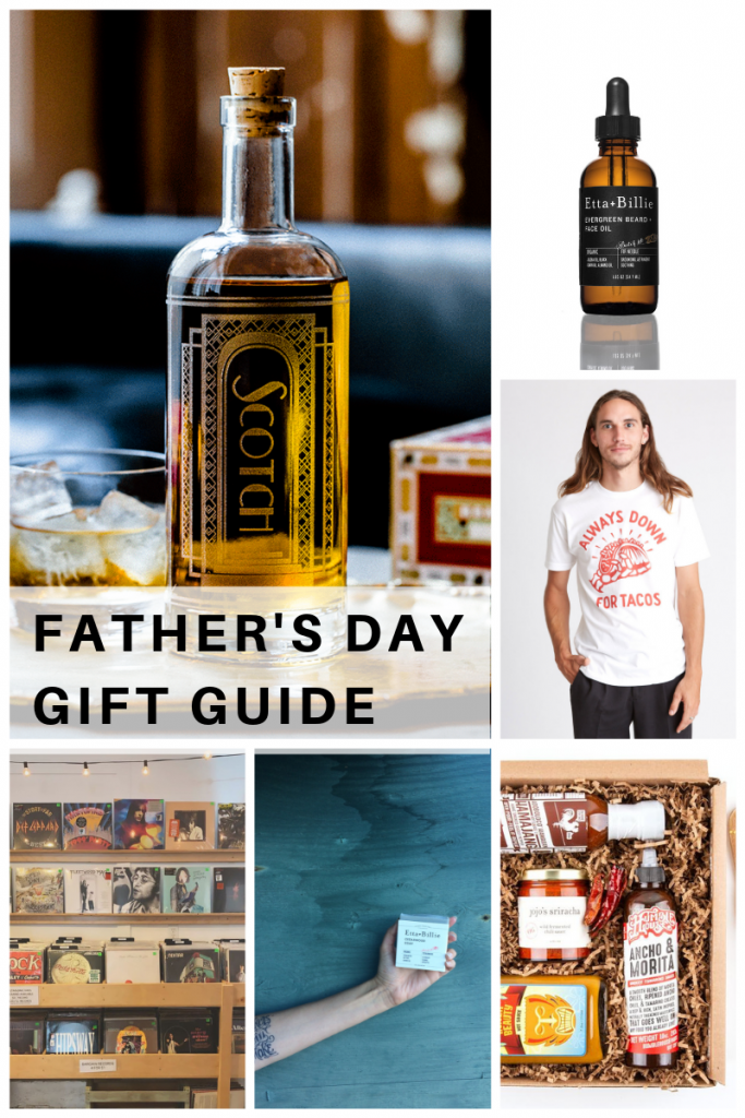 Etta + Billie Father's Day Gift Guide for the Foodie Dad