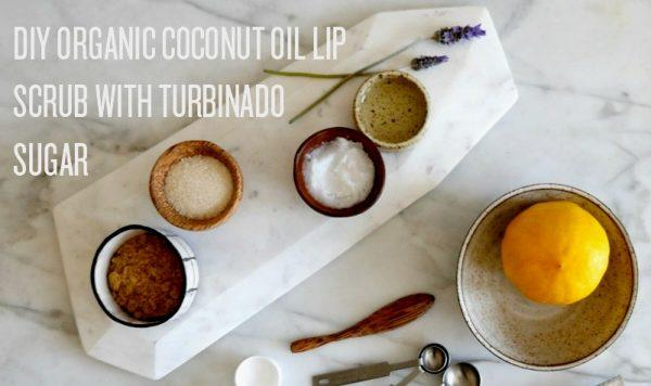 Makers Gonna Make: DIY Organic Coconut Oil Lip Scrub