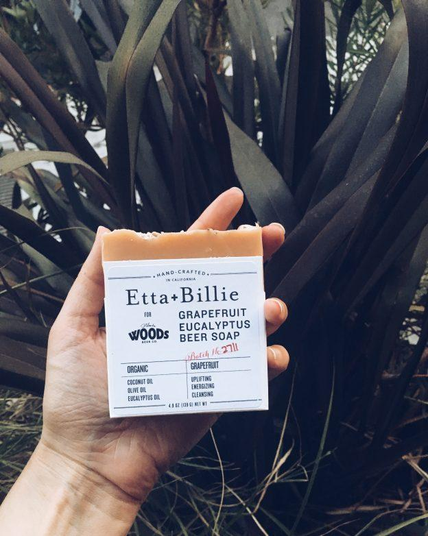 Fresh This Month: Etta + Billie x Woods Beer Co. Soap
