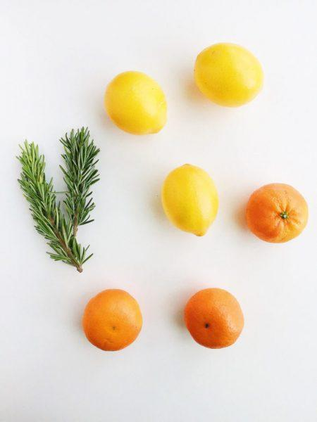 In the Kitchen: Evergreen Tangerine Inspired Cocktails