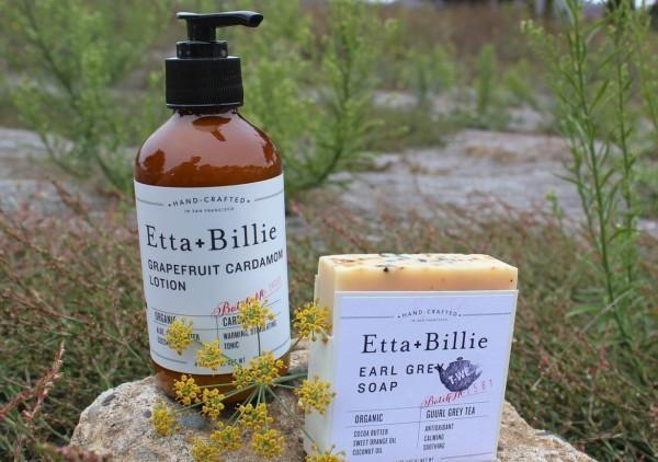 Product Review: Etta + Billie Soap, Scrub and Lotion