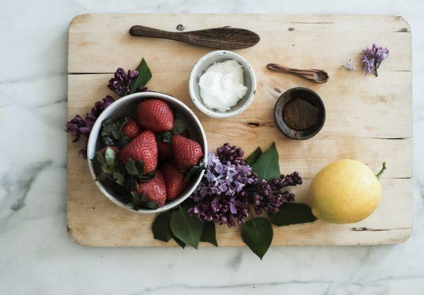 Makers Gonna Make: DIY Natural Facial Mask for Spring