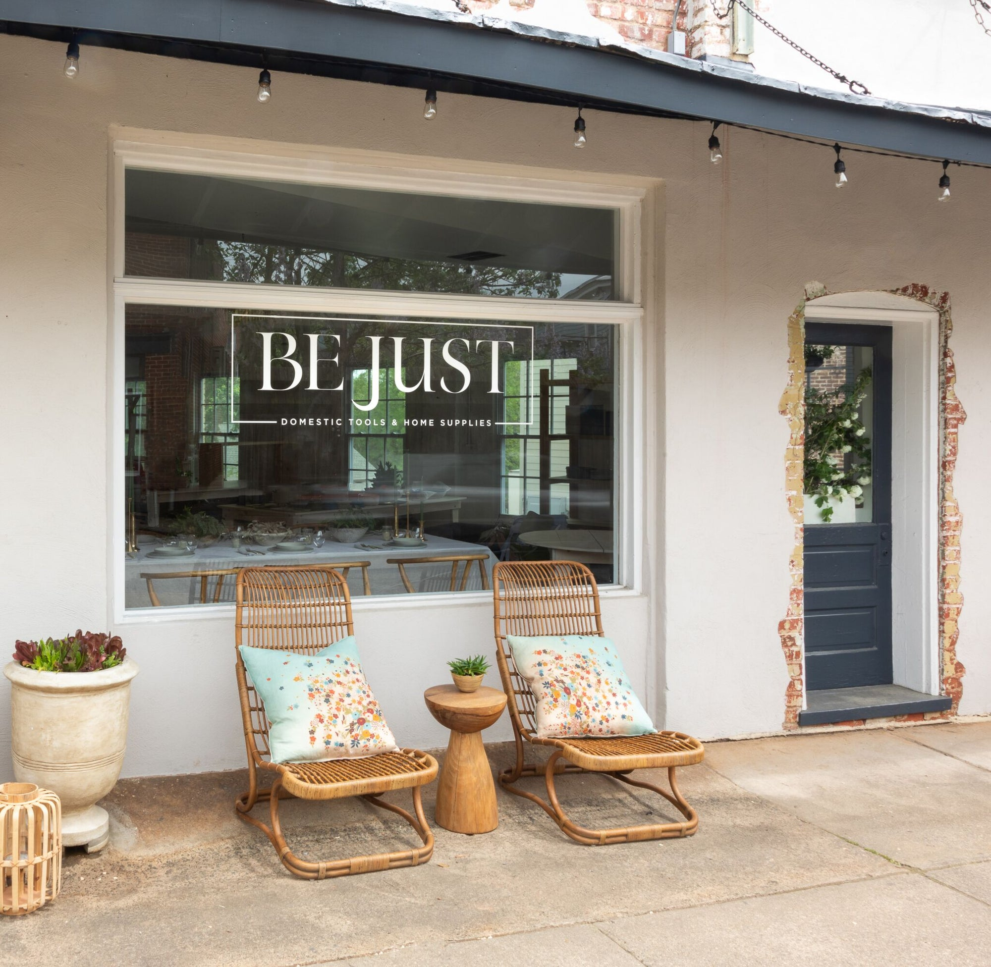 Where to Go? What to Eat? In Charlottesville, VA with Be Just