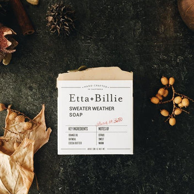 Sweater Weather Soap-Tangible-Etta + Billie