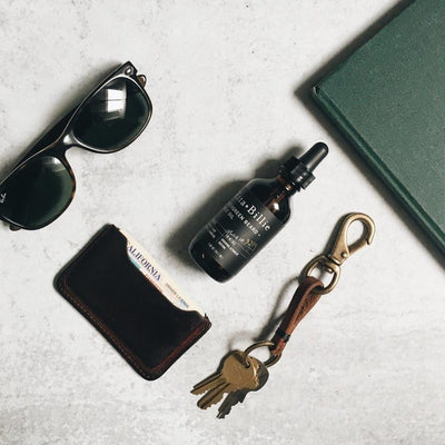 Evergreen Beard + Face Oil