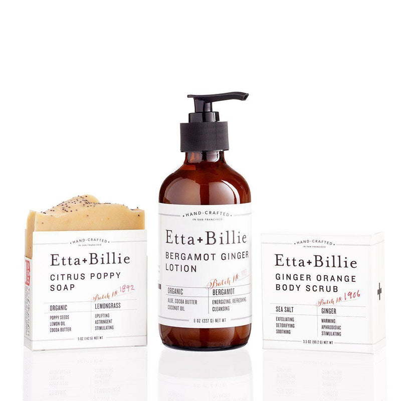 Citrus Gift Set-Tangible-Etta + Billie