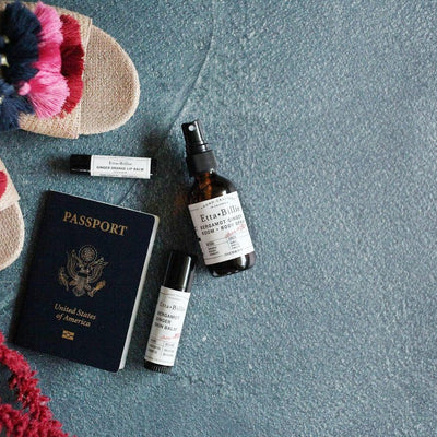 All Natural Travel Kit