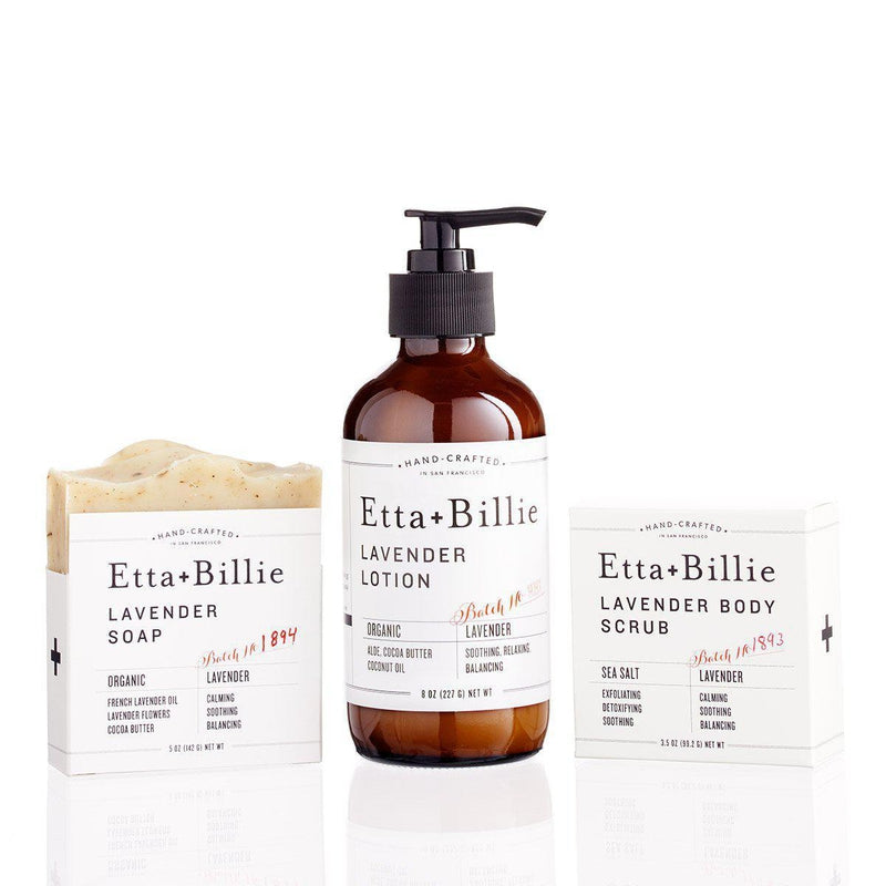 Lavender Gift Set-Tangible-Etta + Billie