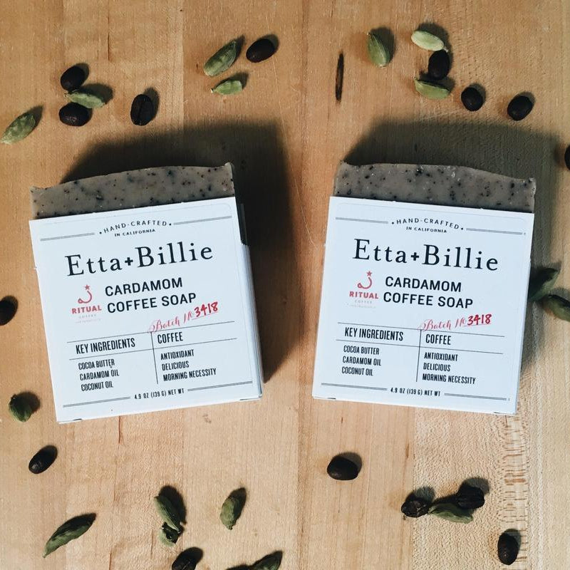 Ritual Coffee + Cardamom Soap