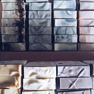 Lavender Soap-Tangible-Etta + Billie