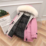 MIA WINTER HOODED JACKET