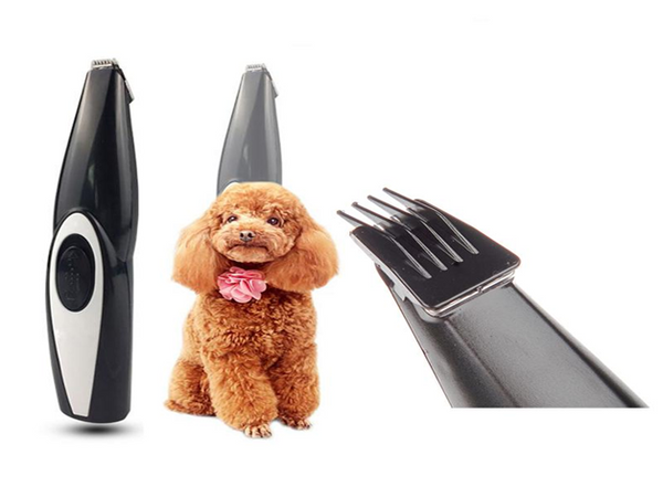 Electronic Rechargeable Cordless Pet Dog Cat Clipper & Trimmer