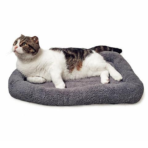 Removable Washable Pet Cat Dog Cushion Bed