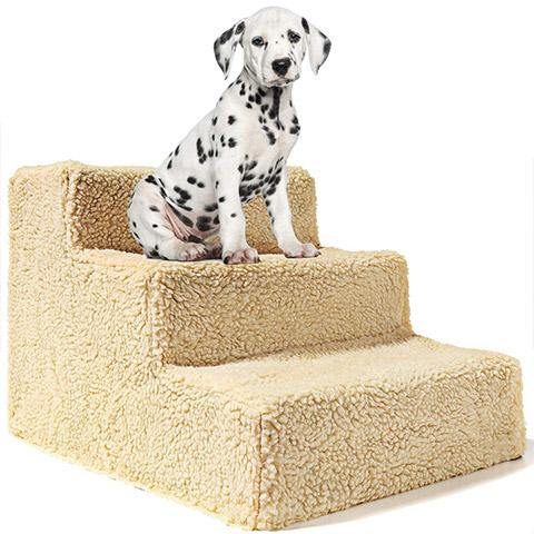 Small Pet 3-Steps Stair Ladder