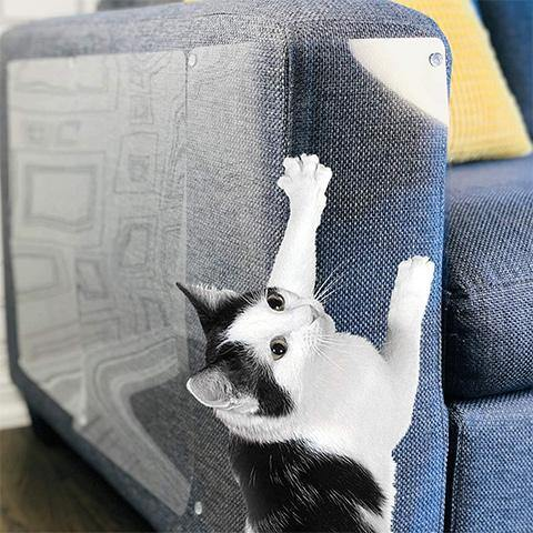Sofa Anti-cat Scratch Sticker Couch Protector