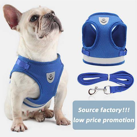 Dog Cat Vest Type Pet Leash