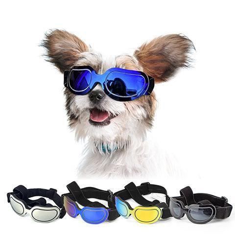 UV Protective Dog Goggles Pets Sunglasses